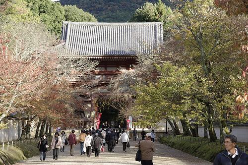 醍醐寺の仁王門