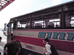 観光バスで富良野へ