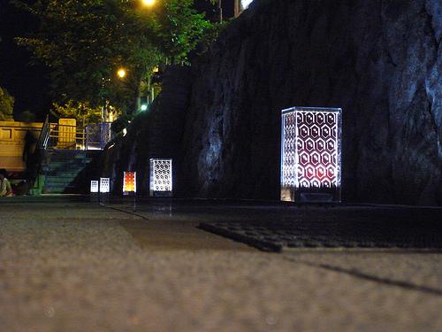 LED行灯