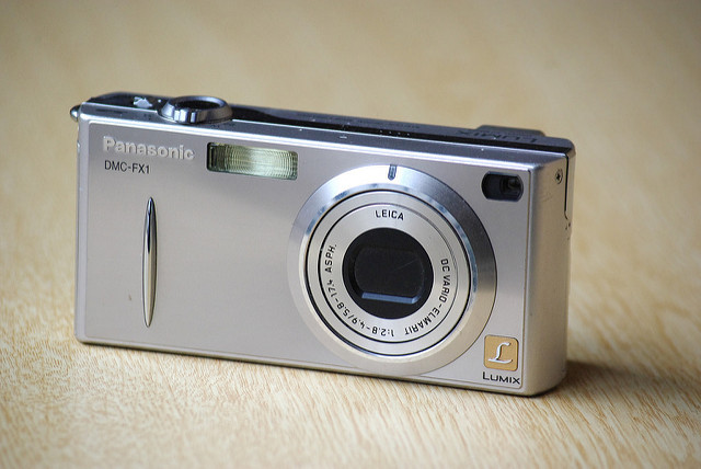 LUMIX DMC-FX1