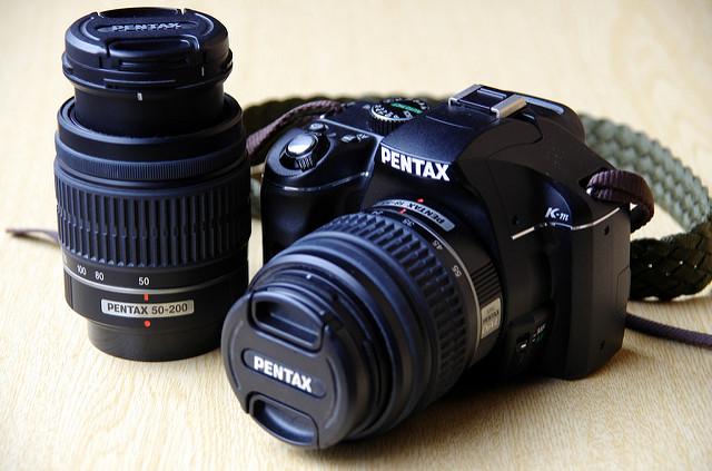 PENTAX-K-m